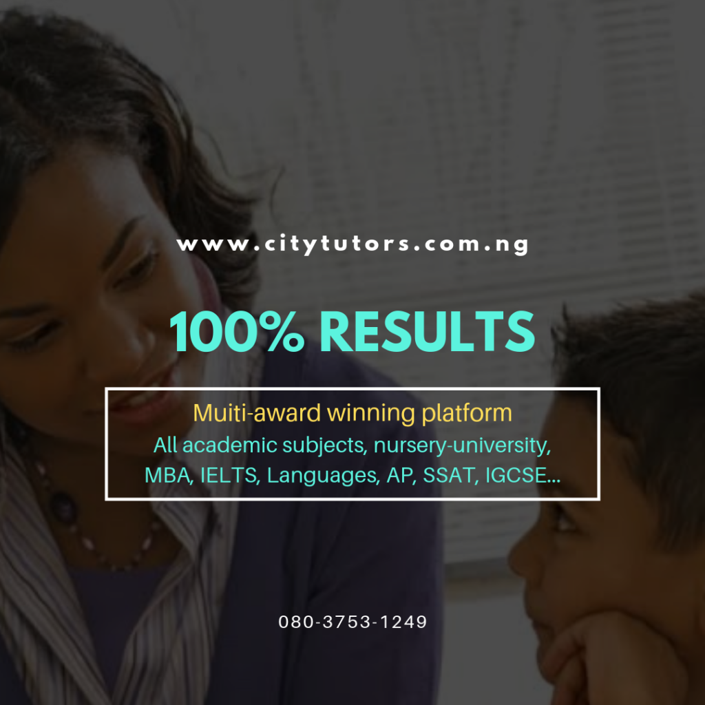 home tutors in Port harcourt