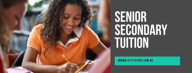 secondary tutors