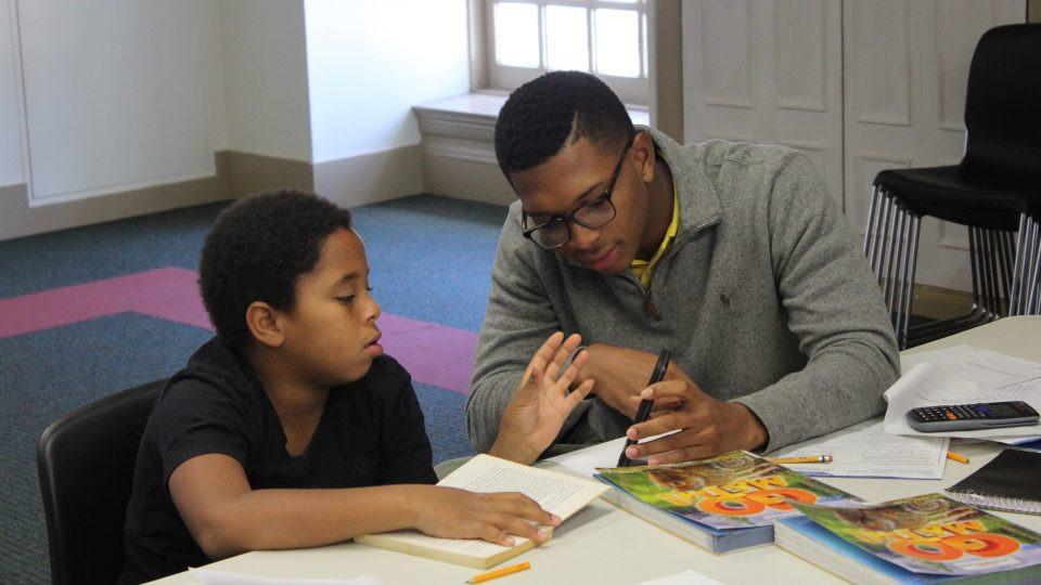 Math and reading tutors